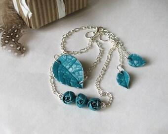 Chain bracelet Bridesmaid bracelet for Best friend bracelet Friendship jewelry Turquoise bracelet Sister bracelet Bff gift Delicate bracelet