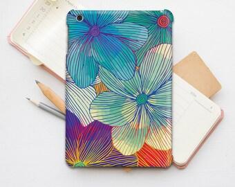 Floral iPad 3 Cover iPad Mini 4 case iPad 4 Case iPad Air Cover iPad Air 2 Case For iPad mini Case iPad mini 2 Case iPad Pro Cover PP_02_183