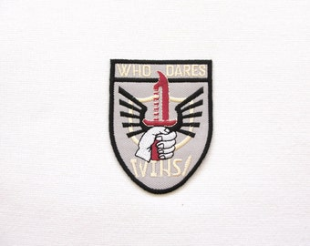 Who Dares Wins patch