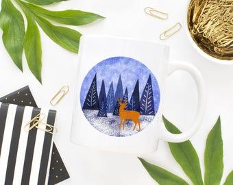 Deer Nature Mug