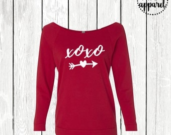 Xoxo Valentines Day Shirt, Cute Valentines Day Shirt, Xoxo shirt