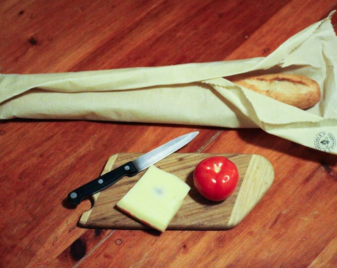 Baguette beeswax wrap