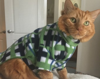 Pet Fleece Shirt (Made to Order)