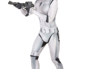 Costume Stormtrooper™ adult zapper Morphsuits™
