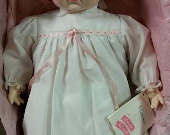 "Victoria 5748 Madame Alexander 18"" Doll in Box!"