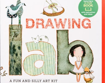 Drawing Lab Kit: A Fun and Silly Art Kit
