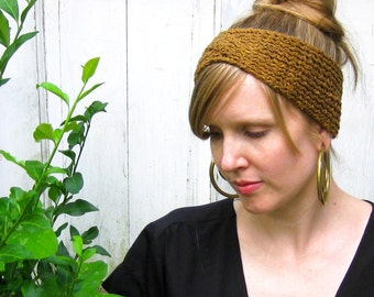 Juanita Headband Knitting Pattern pdf