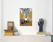 Mountain man / Fine Art Print / Impression papier d'art / A4 A5 A3