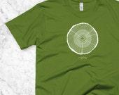 80th Birthday T-Shirt, 80 year old birthday tee shirt, Tree Rings, Milestone birthday, 80th birthday party gift, Men or Women Tshirt, 1938