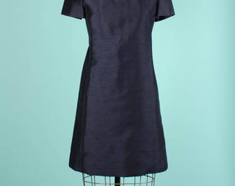 Vintage 1960's Nettie Milgrim Shift Dress
