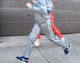 1980's Deadstock Converse Grey Track Suit