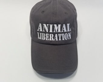 Animal Liberation Hat