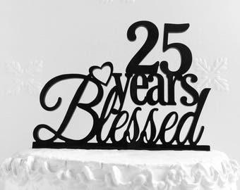25th birthday | Etsy