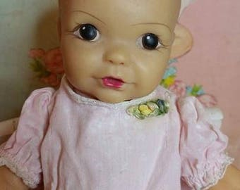 1950's Linda Lee Baby Doll with Dress