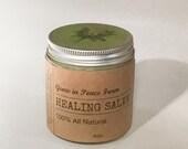 Heal All Salve - All Purpose Herbal Healing Salve,  Natural Salve, First Aid Salve, Skin Balm, Healing Balm, Herbal Balm