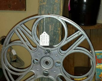 Great 1930's Goldberg Bros. Movie Film Reel Decor