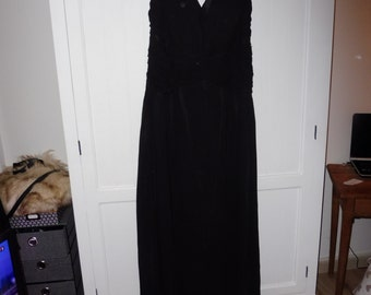 Evening dress HOUSE JJS size 46-48 en - 1990s