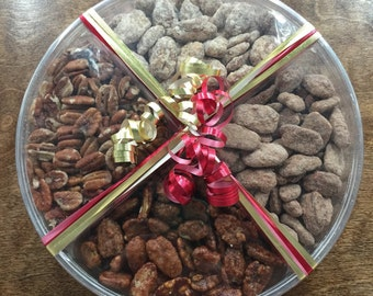 Pecans Snack Tray, Pecan Gifts