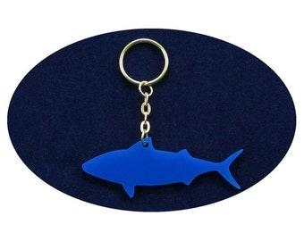 Shark Lucky Charm Bag Dangler Key Ring Party Favour Favor