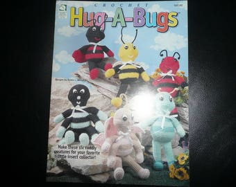 House Of White Birches Hug-A-Bugs Crochet Patterns