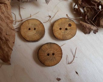 Wood knobs