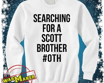 Searching for a Scott Brother from One Tree Hill Sweater One Tree Hill Sweatshirt