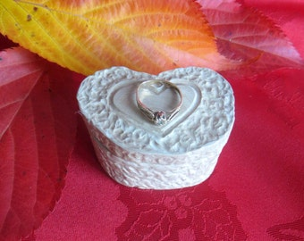 Wedding Ring Box * Anniversary Ring Box * Personalised  Jewellery Box * Ring Box * Ring Bearer Box *   Handmade in Wales