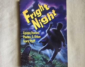 FRIGHT NIGHT Kids Book (Short Stories, Poems and more)