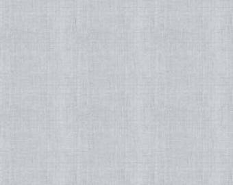 1/2 Yard Linen by Sue Daley Designs for Penny Rose Fabrics-LN300- Light Gray
