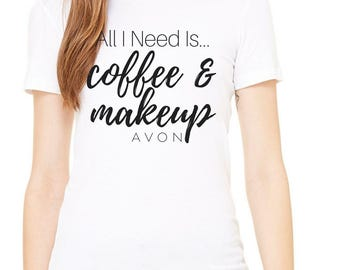 Avon - All I Need Is Coffee & Makeup
