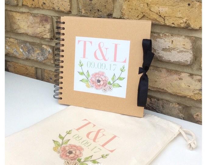 Personalised Scrapbook   Hen Do   Weddings   Wedding books   Birthday scrapbook   Memories   Guest book   Journal for Bride's
