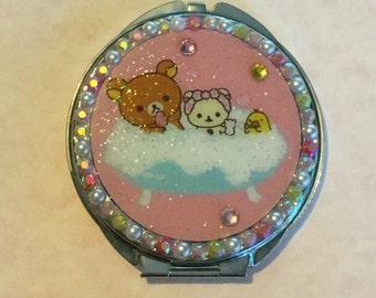 Kawaii compact mirror