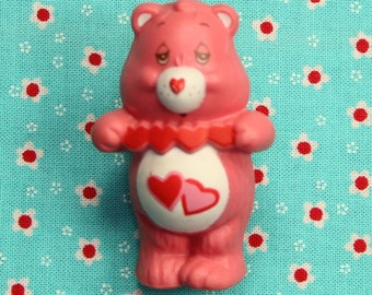 Collectable Love-A-Lot 1983 Care Bear By American Greetings