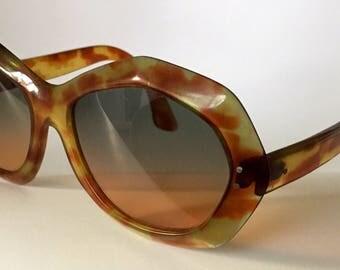 LEDA DESVIGNES 60s vintage sunglasses