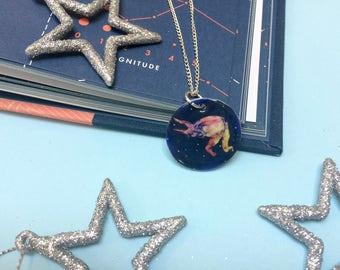 Taurus Constellation - Necklace - Star Sign - Zodiac