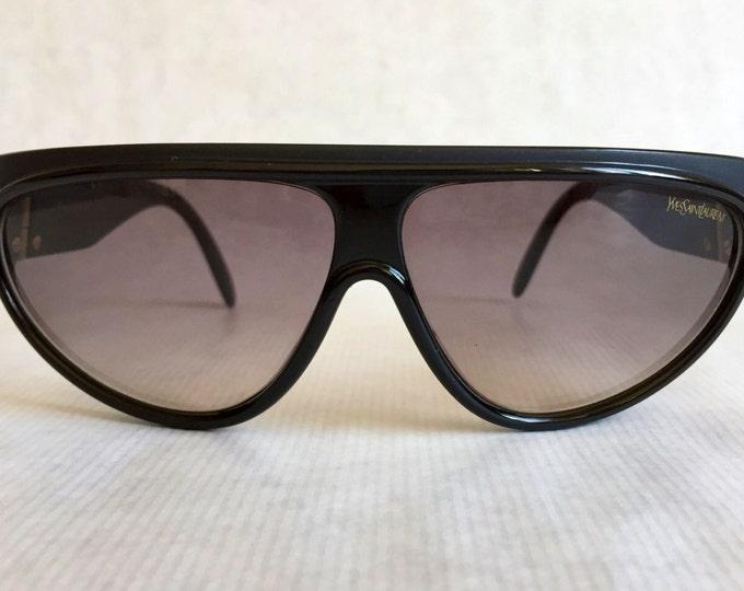 Yves Saint Laurent 8761-9 Y59 Vintage Sunglasses Made in France New Unworn Deadstock