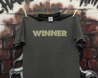 Vintage 90s Sub Pop Winner T Shirt