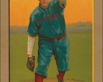 16x24 Poster; Harry Coveleski Baseball Card