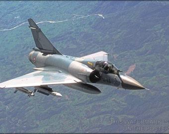 16x24 Poster; Dassault Mirage 2000