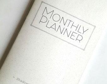 TN 18 Months Planner undated (Digital)