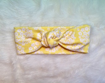 Aubree Knotted Headband