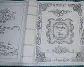 Santas Naughty and Nice Book for custom order