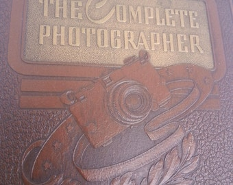 The Complete Photographer Magazine - Issues 1-6 (1941)