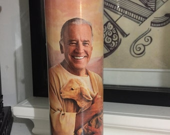 St Joe Biden VP Prayer Candle