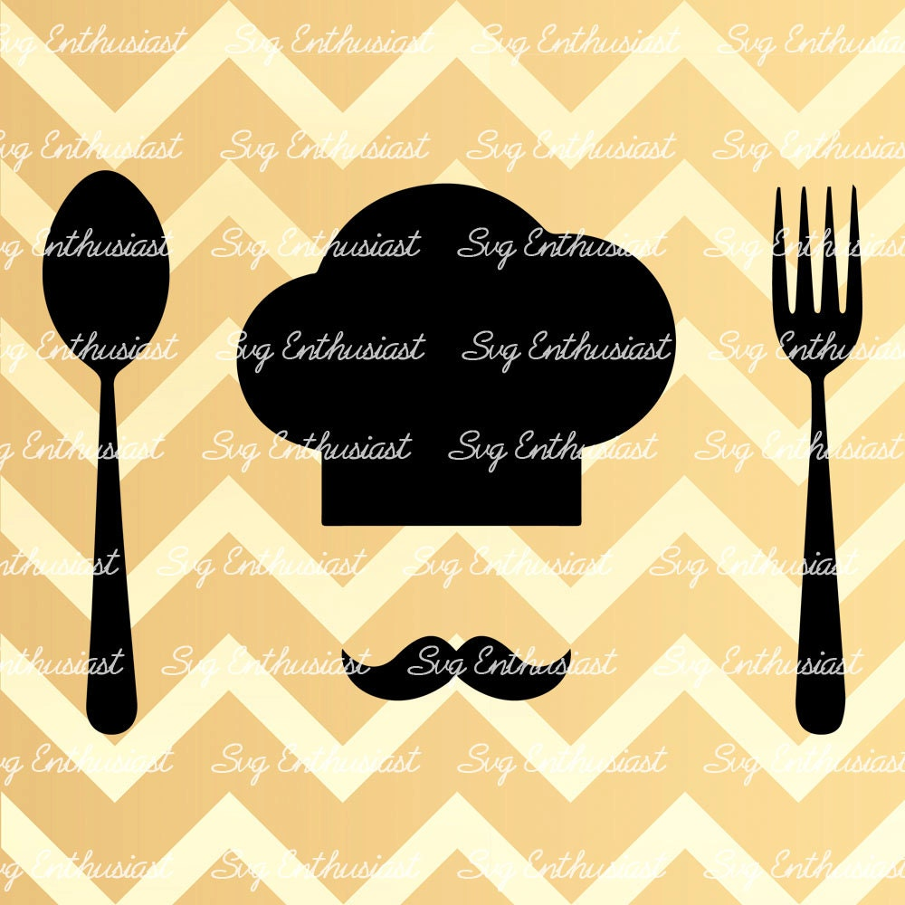 Kitchen svg kitchen utensils clipart restaurant clip art chef - This Is A Digital File