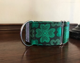 """The 4 Leafer 2""""Martingale Collar"""