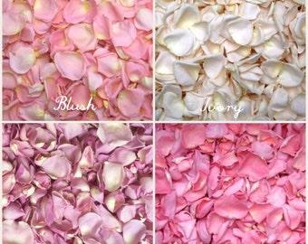 8 Cups Freeze Dried Rose Petals - Eco Friendly Rose Petals