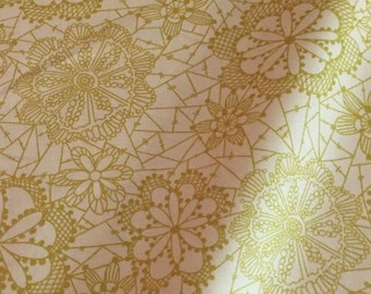 Boho Fusion by Art Gallery Fabrics - Lace In Bloom Boho - Cotton Woven Fabric