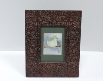 Art, Original Art, Watercolor, Watercolor Art, Original Watercolor, Bird, Bird Watercolor, Original Bird Art, Nature, Nature Art, Birds