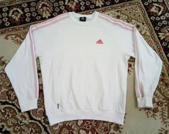 Vintage adidas equipment small logo hip hop style size S